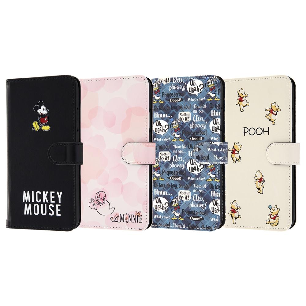 iPhone 11 Pro Max 『ディズニーキャラクター』/手帳型アートケース マグネット/『ミッキーマウス_025』