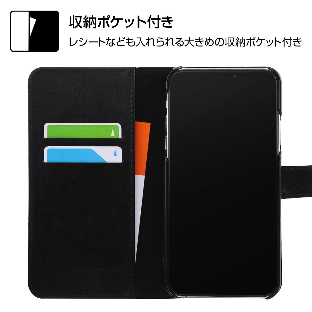 iPhone 11 Pro Max 『ディズニーキャラクター』/手帳型アートケース マグネット/『ミニーマウス_016』