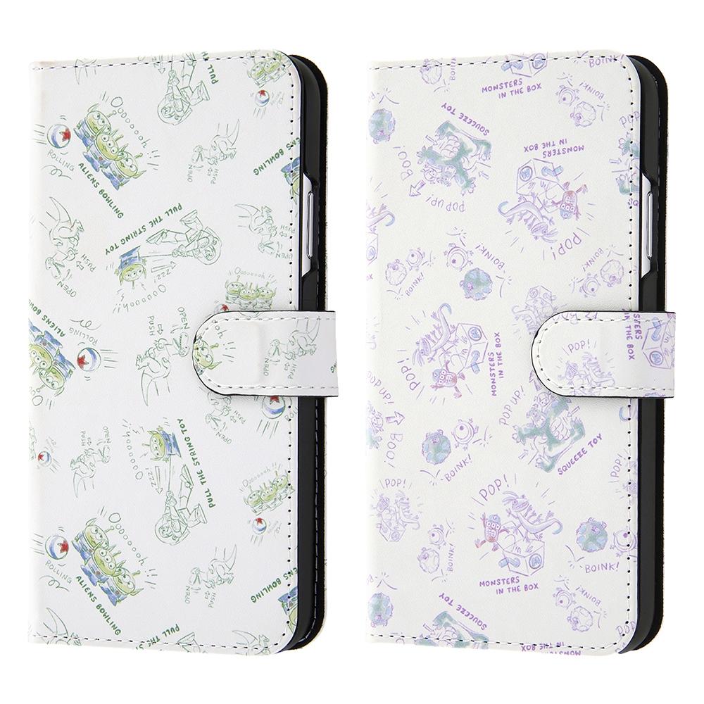 iPhone 11 Pro Max 『ディズニー・ピクサーキャラクター』/手帳型アートケース マグネット/『トイ・ストーリー22』