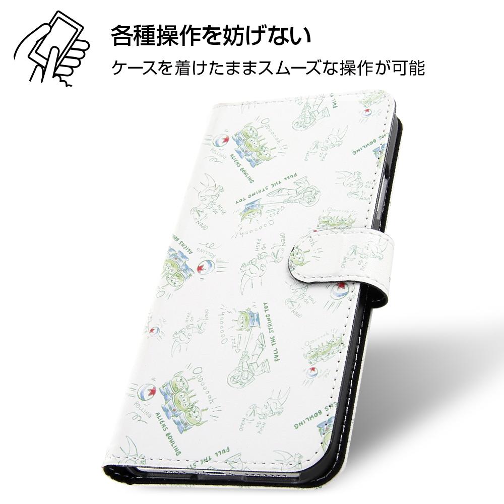 iPhone 11 Pro Max 『ディズニー・ピクサーキャラクター』/手帳型アートケース マグネット/『モンスターズ・インク20』