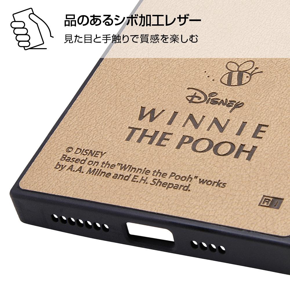 iPhone 11 Pro Max 『ディズニーキャラクター』/耐衝撃オープンレザーケース KAKU/『ミニー』