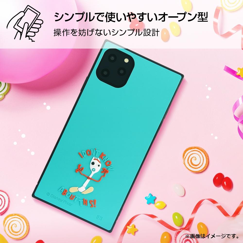 iPhone 11 Pro Max 『ディズニー・ピクサーキャラクター』/耐衝撃ハイブリッド シリコン KAKU/ 『トイ・ストーリー/ダッキー&バニー』