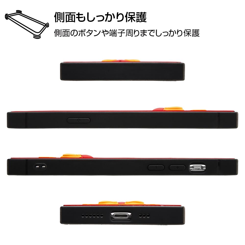 iPhone 11 Pro 『ディズニーキャラクター』/耐衝撃ハイブリッドケース シリコン KAKU/ドナルド