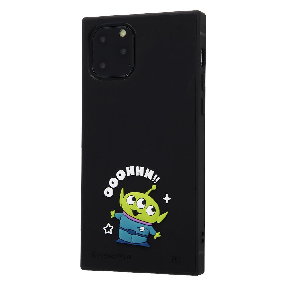 iPhone 11 Pro 『ディズニー・ピクサーキャラクター』/耐衝撃ハイブリッド シリコン KAKU/ 『トイ・ストーリー/エイリアン』
