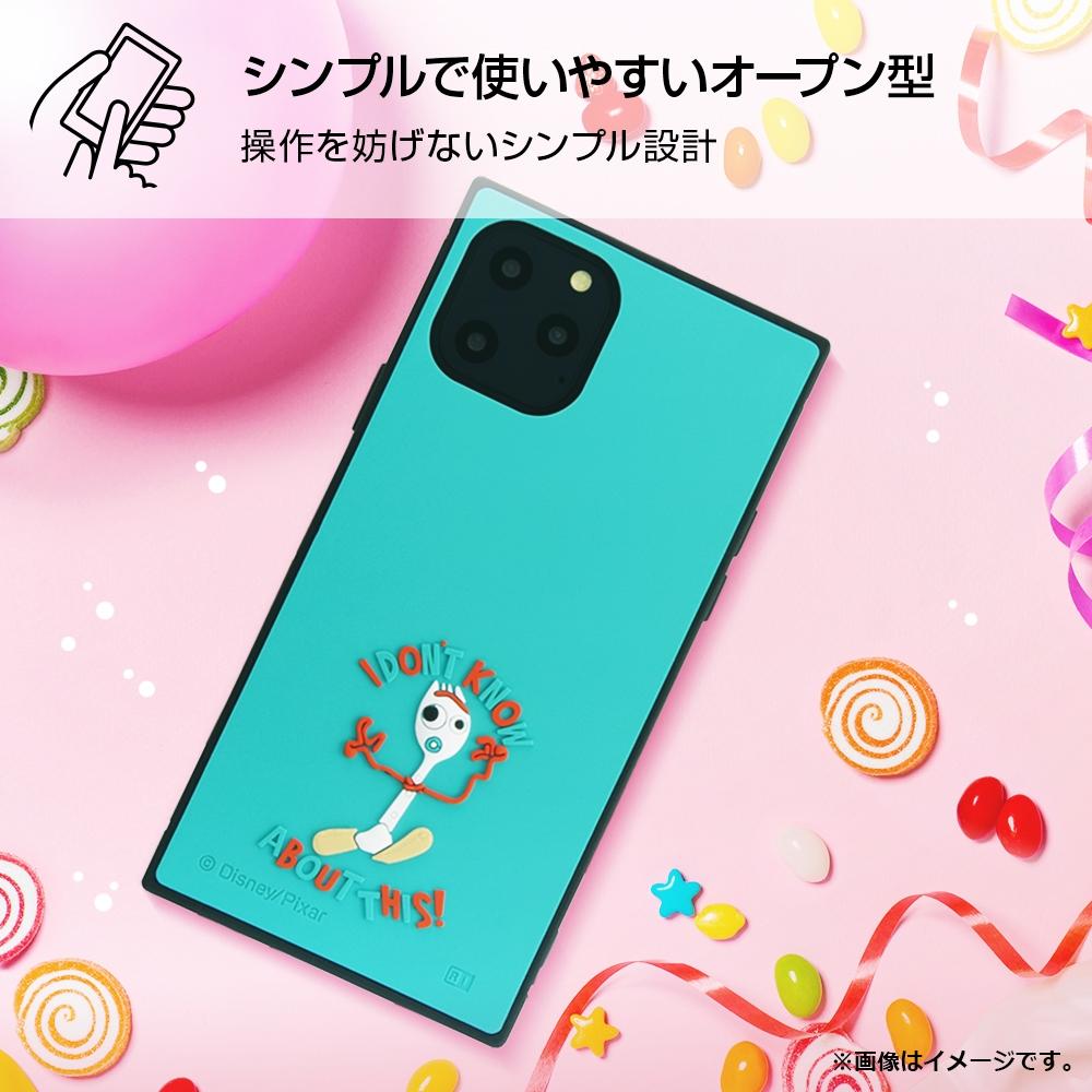 iPhone 11 Pro 『ディズニー・ピクサーキャラクター』/耐衝撃ハイブリッド シリコン KAKU/ 『トイ・ストーリー/ロッツォ』