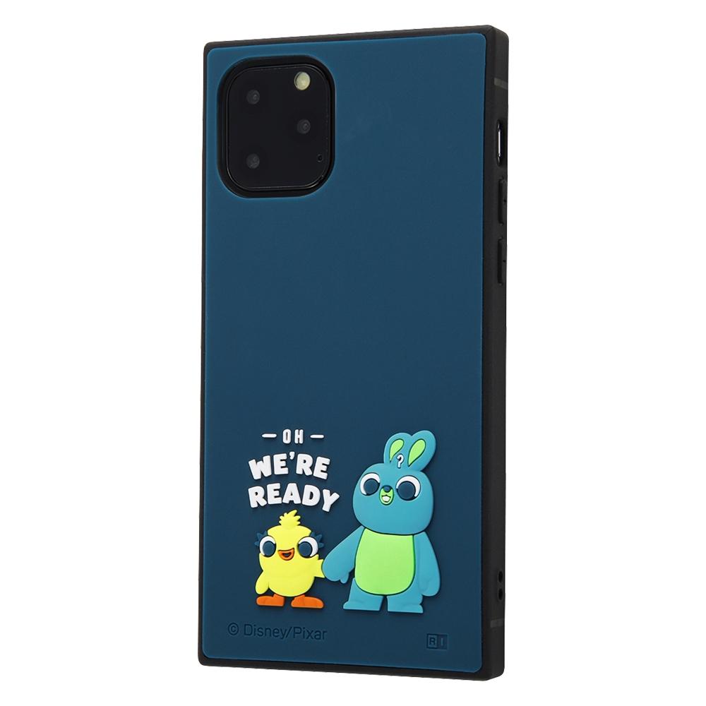 iPhone 11 Pro 『ディズニー・ピクサーキャラクター』/耐衝撃ハイブリッド シリコン KAKU/ 『トイ・ストーリー/ダッキー&バニー』