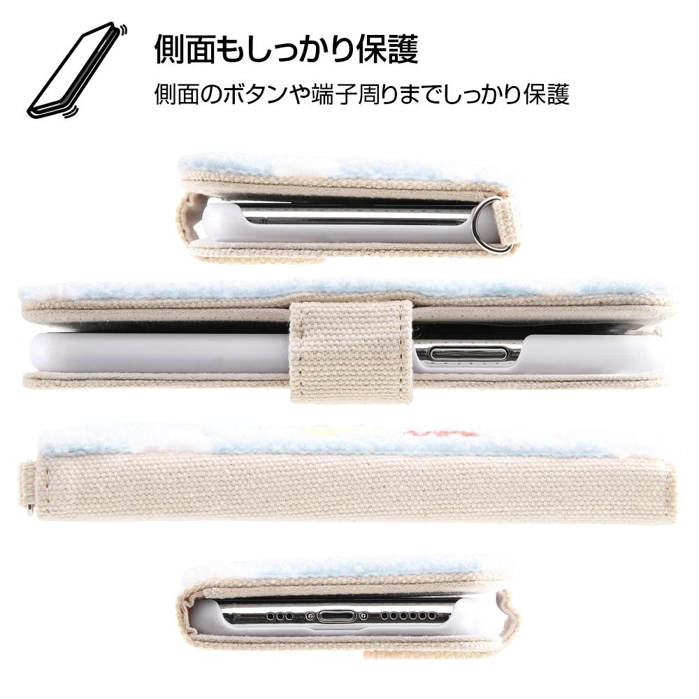 iPhone 11 Pro 『ディズニー・ピクサーキャラクター』/手帳型ケース サガラ刺繍/『トイ・ストーリー/ロゴ』