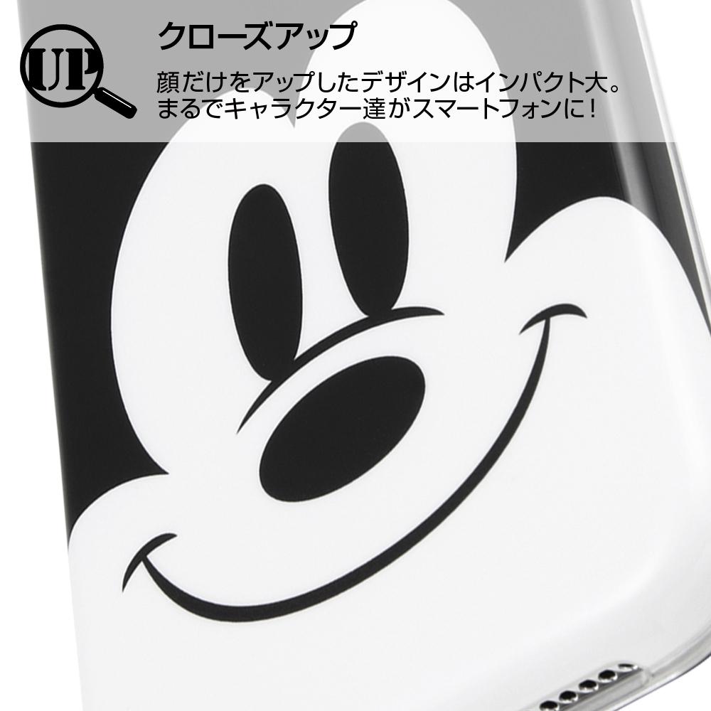 iPhone 11 『ディズニーキャラクター』/TPUソフトケース クローズアップ/ミニー