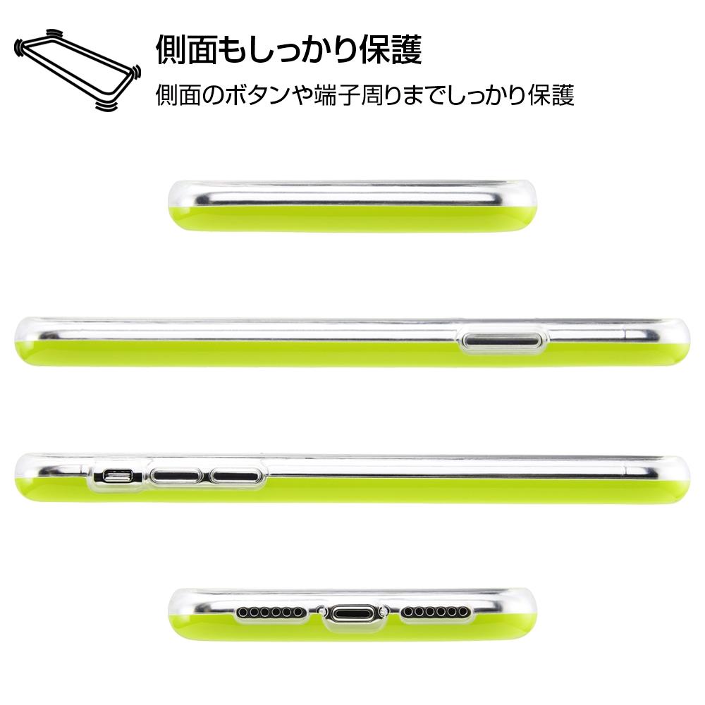 iPhone 11 『ディズニー・ピクサーキャラクター』/TPUソフトケース クローズアップ/マイク