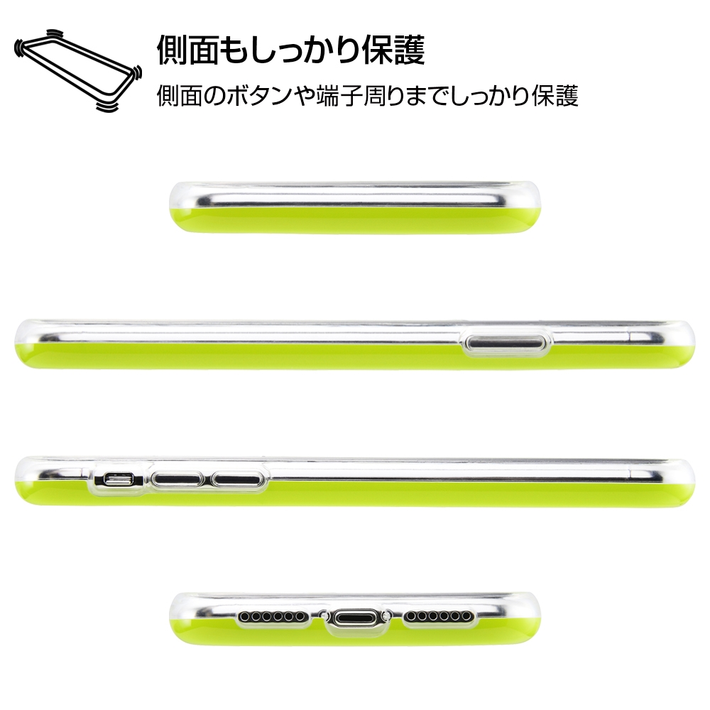 iPhone 11 『ディズニー・ピクサーキャラクター』/TPUソフトケース クローズアップ/エイリアン