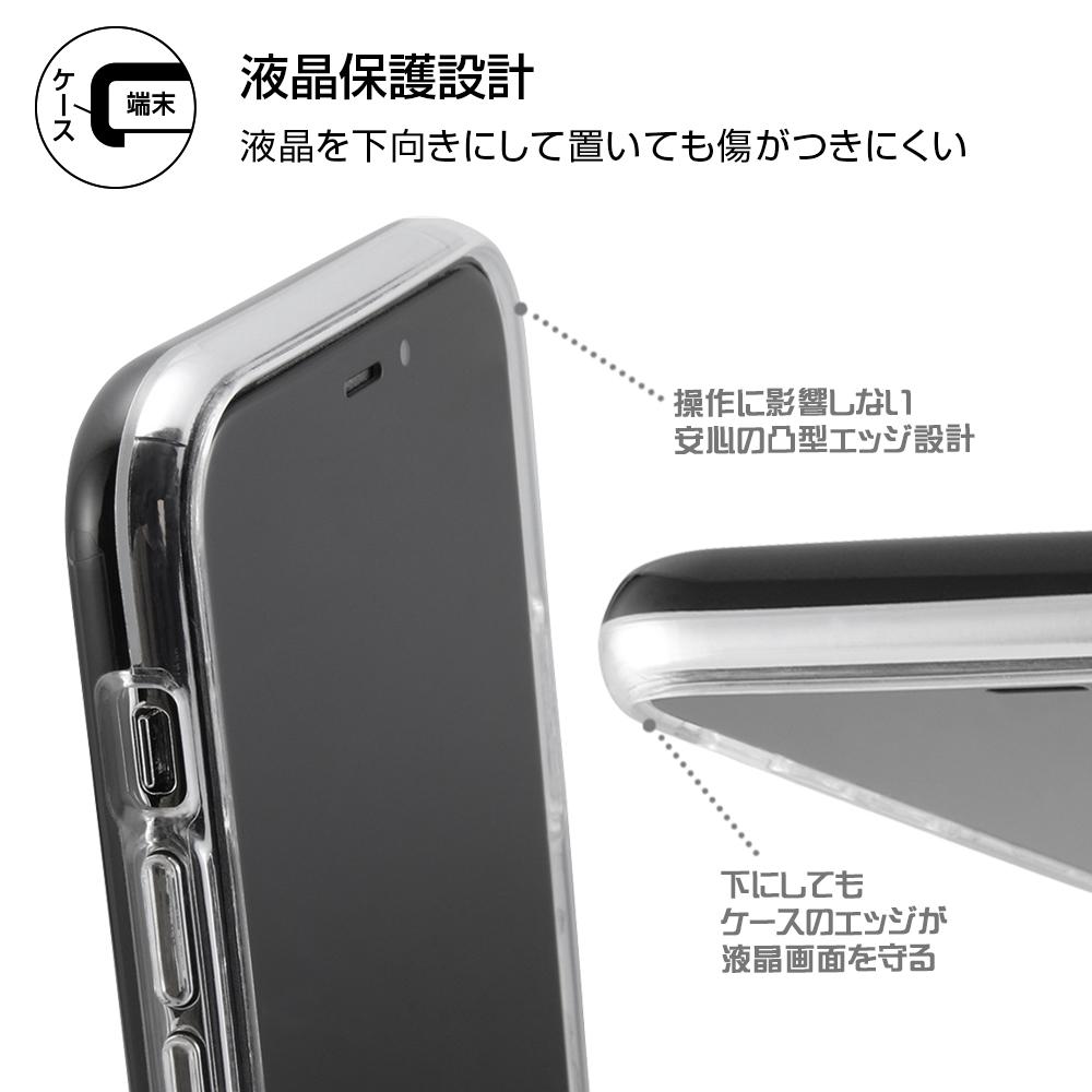 iPhone 11 Pro 『ディズニーキャラクター』/TPUソフトケース クローズアップ/ドナルド
