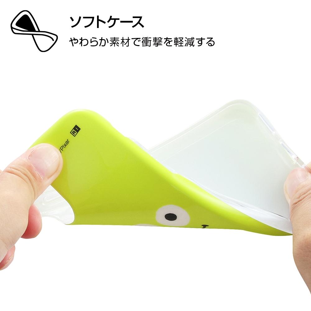 iPhone 11 Pro 『ディズニー・ピクサーキャラクター』/TPUソフトケース クローズアップ/エイリアン