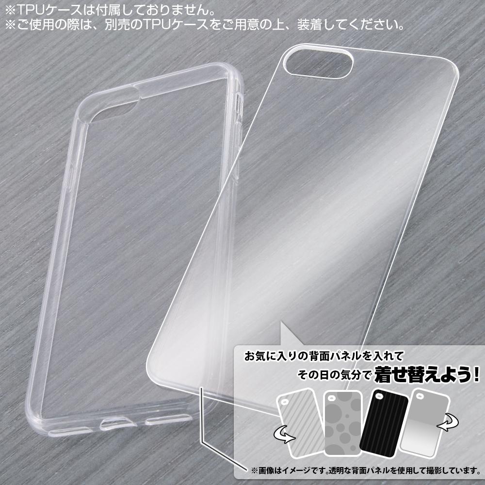 iPhone SE(第2世代)/8 / 7 /『ディズニーキャラクター』/背面パネル/『オーロラ/clair』_01【受注生産】
