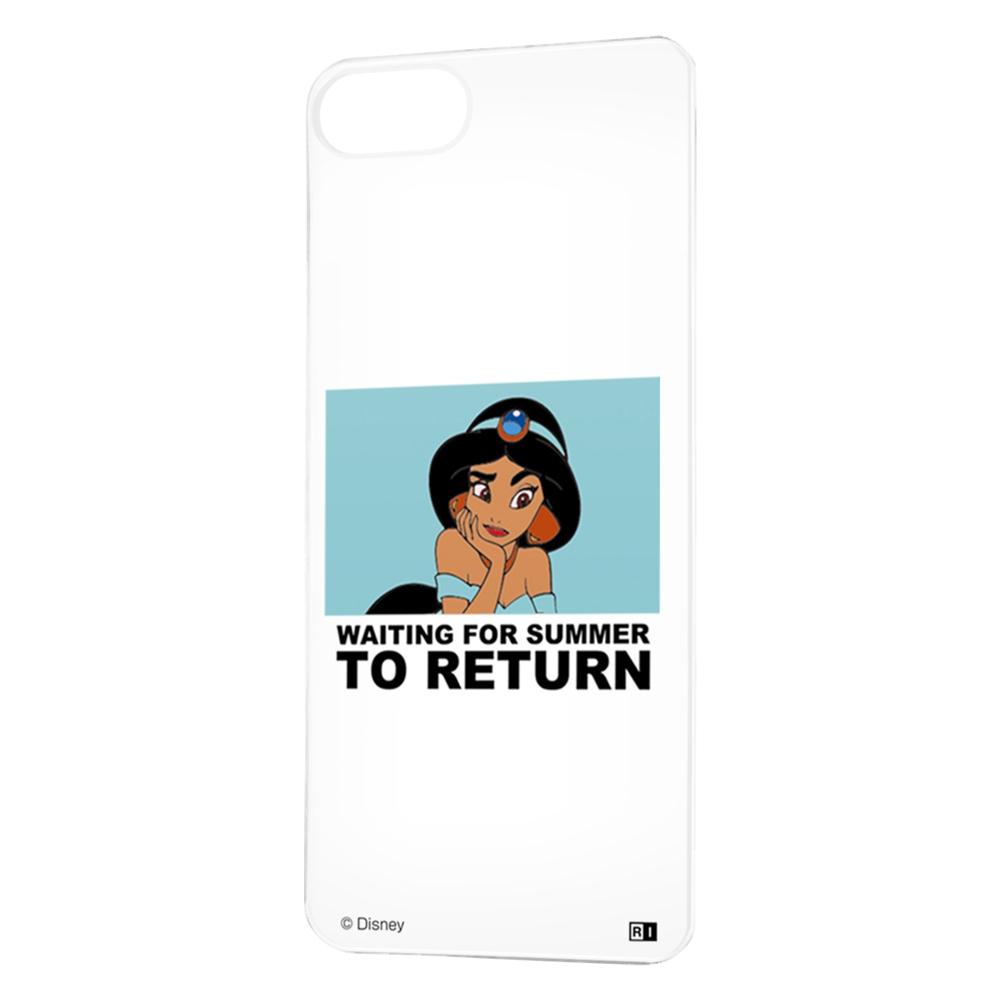 iPhone SE(第2世代)/8 / 7 /『ディズニーキャラクター』/背面パネル/『ジャスミン/clair』_01【受注生産】