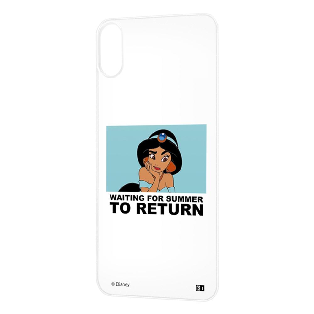 iPhone XR /『ディズニーキャラクター』/背面パネル/『ジャスミン/clair』_01【受注生産】