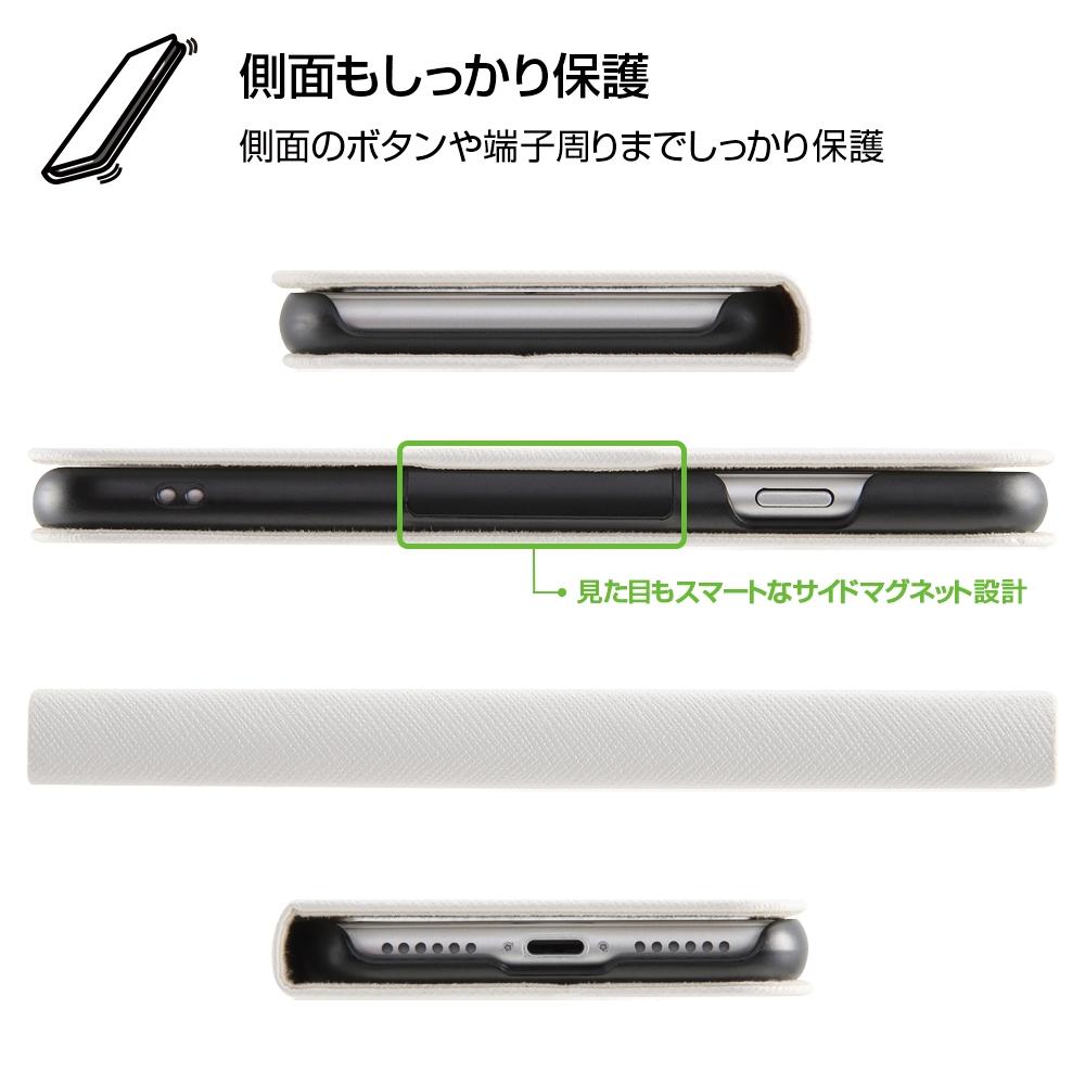 iPhone SE(第2世代)/8 / 7 /『ディズニーキャラクター』/手帳型ケース マグネットタイプ/『ダンボ/レトロ』_01【受注生産】