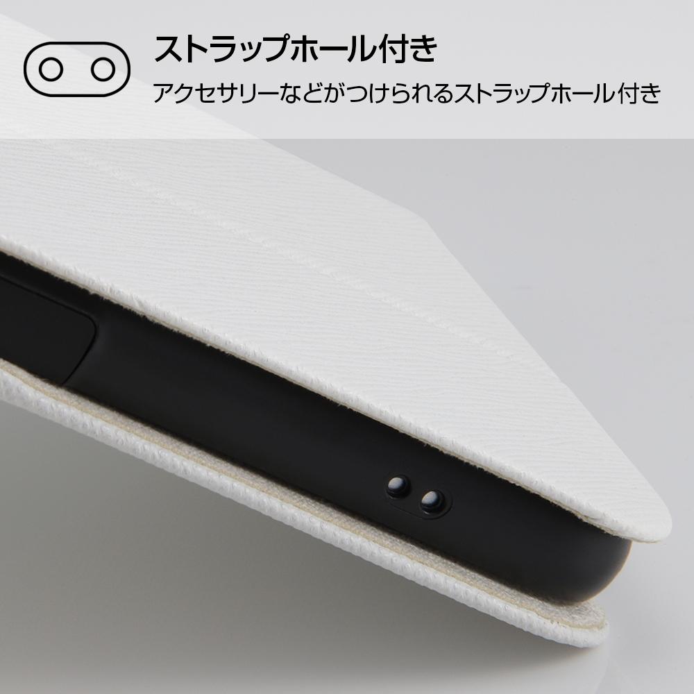 iPhone 8 Plus / 7 Plus /『ディズニーキャラクター』/手帳型ケース マグネットタイプ/『バンビ/レトロ』_01【受注生産】