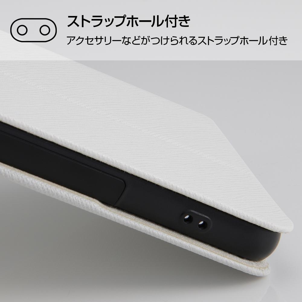 iPhone XS / X /『ディズニーキャラクター』/手帳型ケース マグネットタイプ/『Best Couple/レトロ』_01【受注生産】