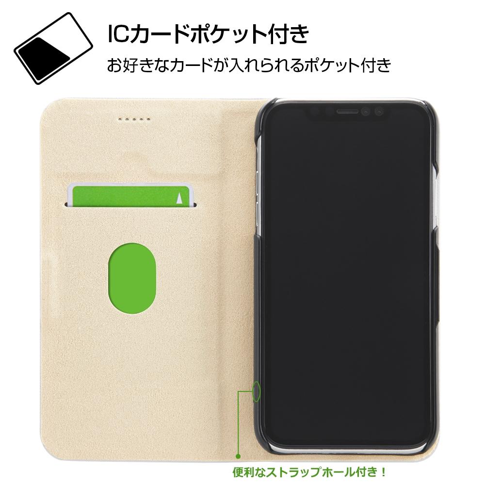 iPhone XR /『ディズニーキャラクター』/手帳型ケース マグネットタイプ/『ミッキーマウスフレンズ/レトロ』_01【受注生産】