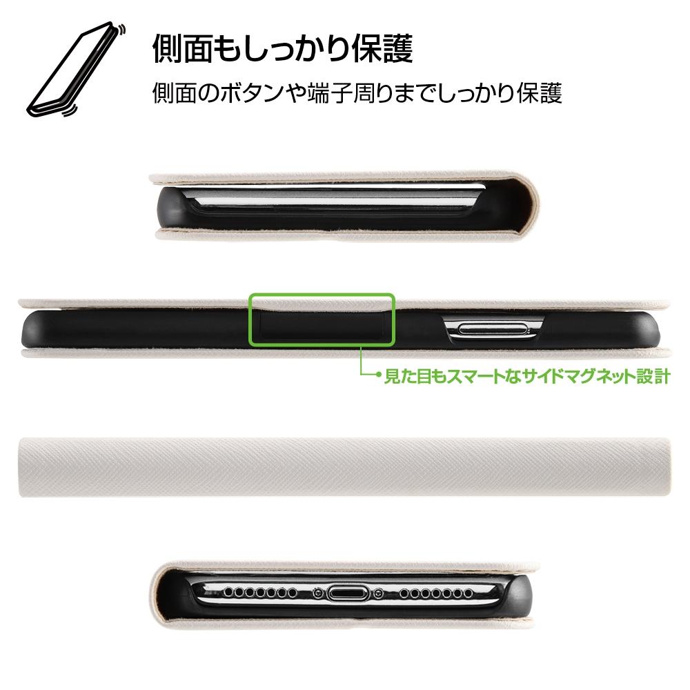 iPhone XS Max /『ディズニーキャラクター』/手帳型ケース マグネットタイプ/『ピーター・パン/レトロ』_01【受注生産】