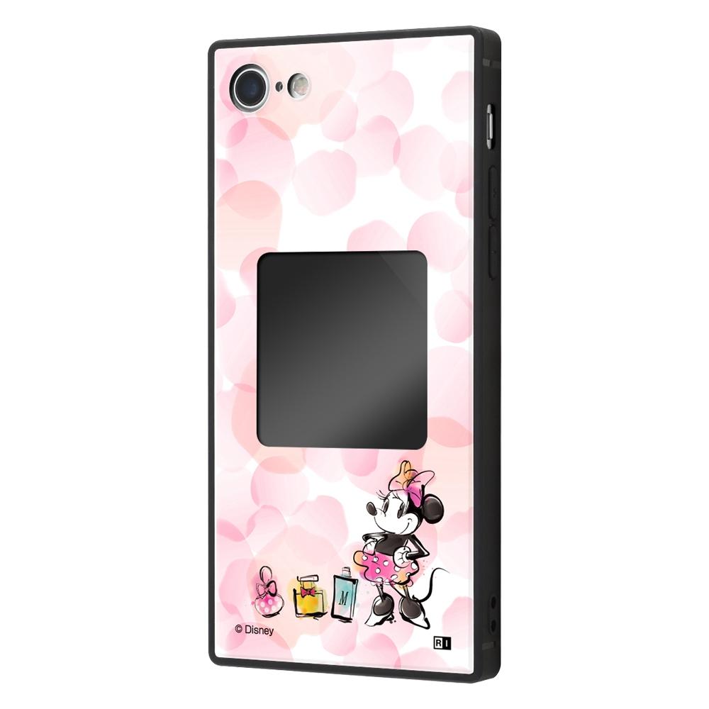 iPhone SE(第2世代)/8/ 7 /『ディズニーキャラクター』/スマホケースフレームキット ever/『ミニーマウス/メモリー』_01【受注生産】