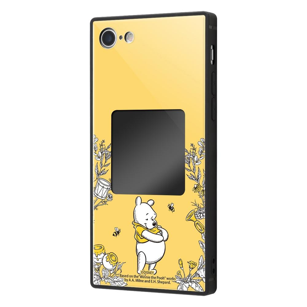 iPhone SE(第2世代)/8/ 7 /『ディズニーキャラクター』/スマホケースフレームキット ever/『くまのプーさん/メモリー』_01【受注生産】
