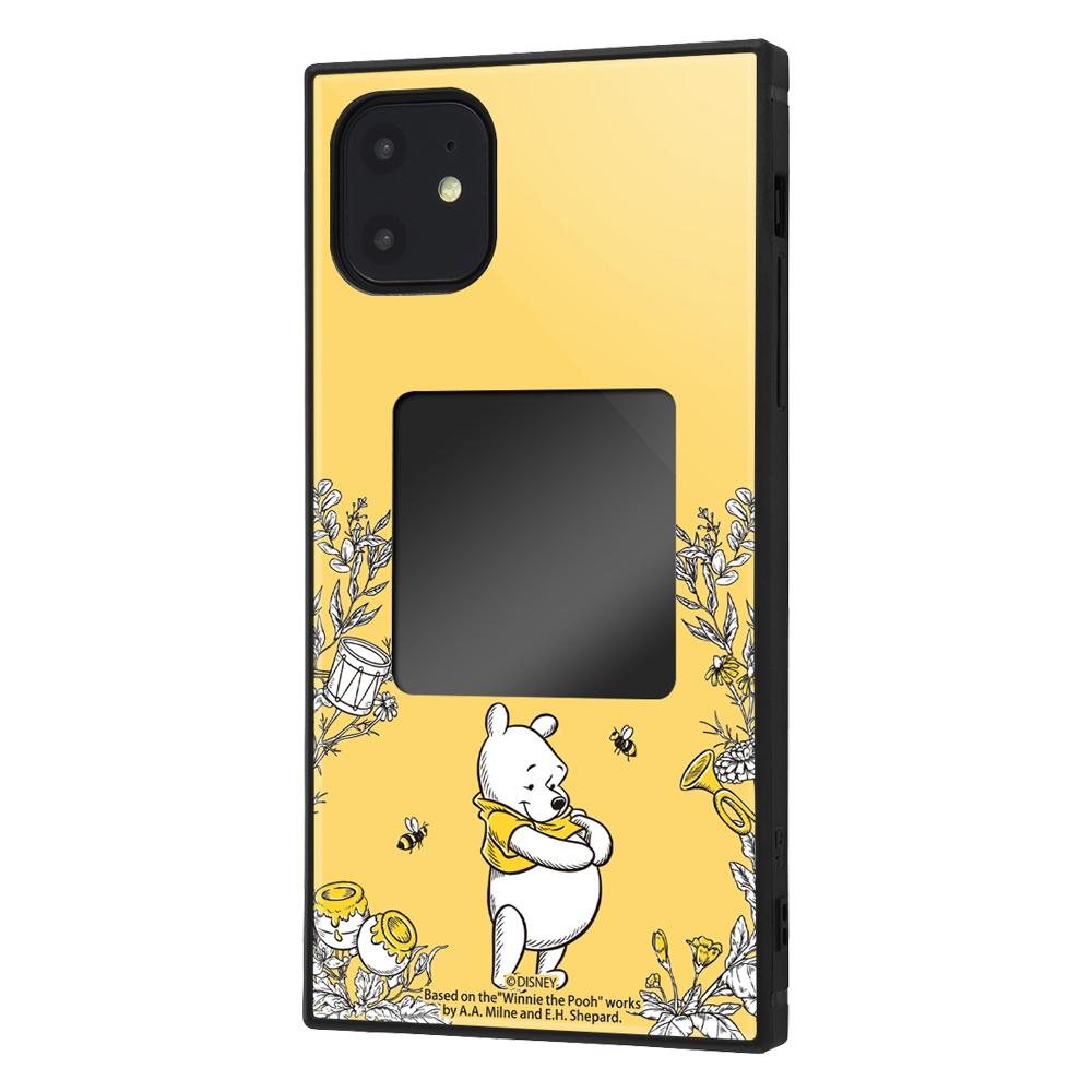iPhone 11 /『ディズニーキャラクター』/スマホケースフレームキット ever/『くまのプーさん/メモリー』_01【受注生産】