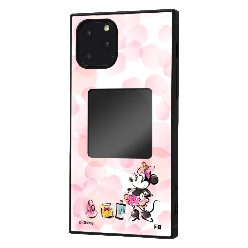 iPhone 11 Pro /『ディズニーキャラクター』/スマホケースフレームキット ever/『ミニーマウス/メモリー』_01【受注生産】