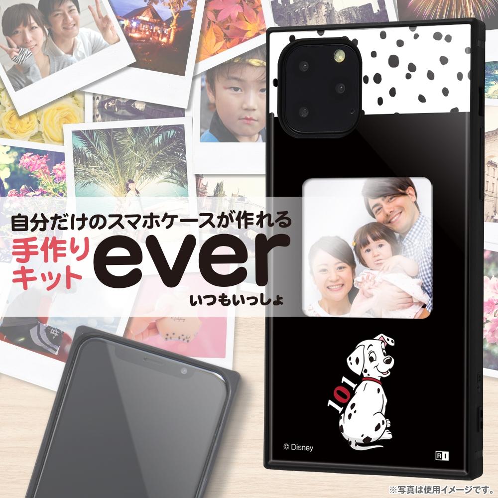 iPhone 11 Pro /『ディズニーキャラクター』/スマホケースフレームキット ever/『101匹わんちゃん/メモリー』_01【受注生産】