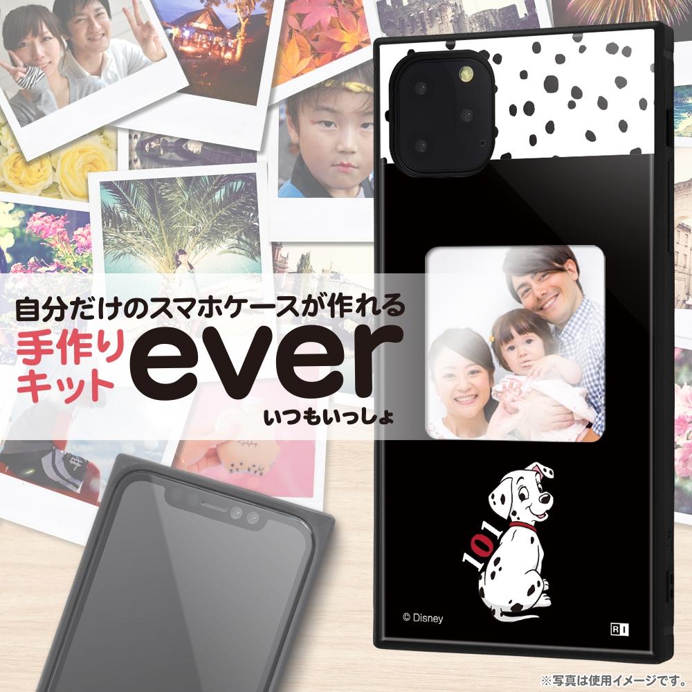 iPhone 11 Pro Max /『ディズニーキャラクター』/スマホケースフレームキット ever/『101匹わんちゃん/メモリー』_01【受注生産】