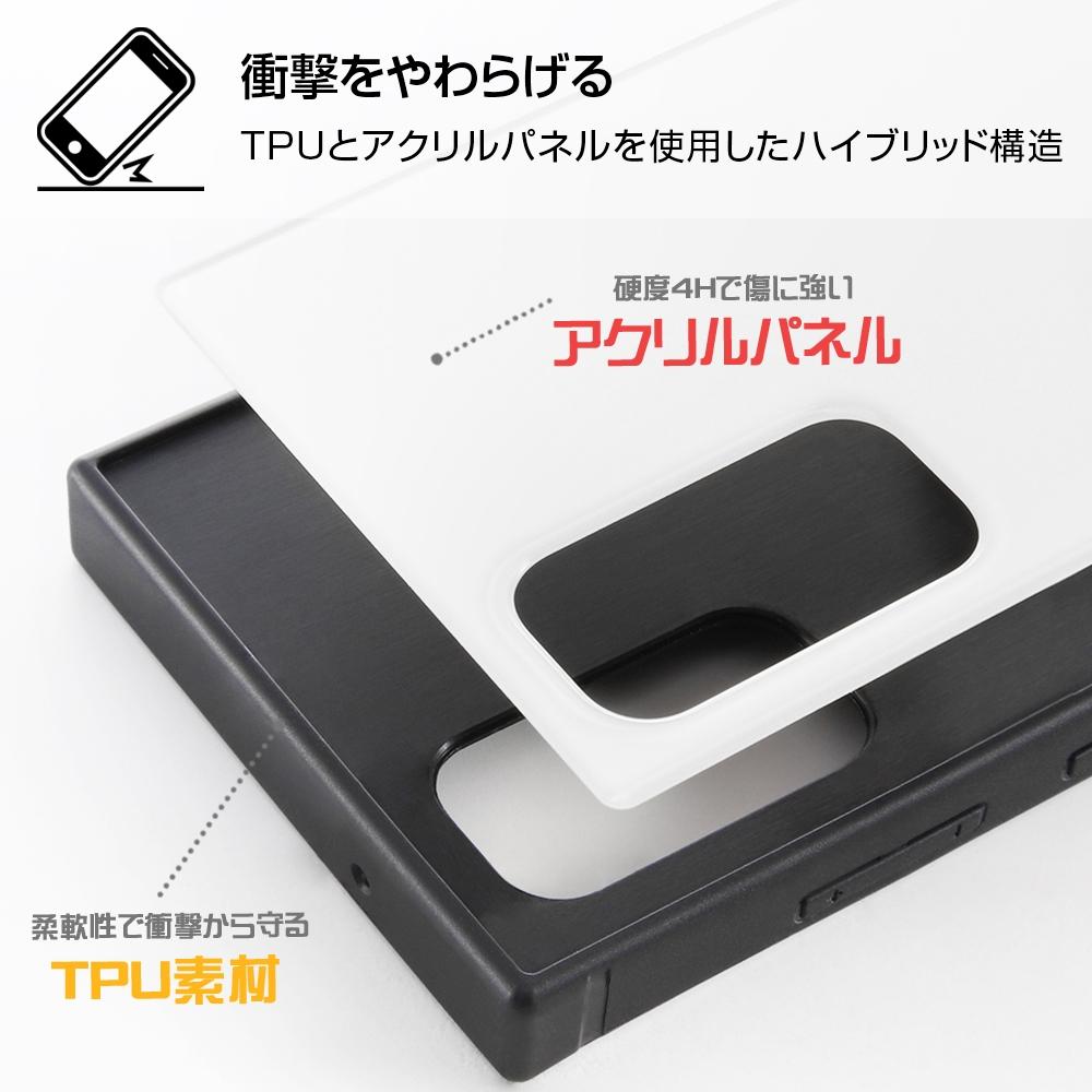 Galaxy S20 5G /『ディズニーキャラクター』/耐衝撃ハイブリッドケース KAKU/『ミニーマウス/I AM』【受注生産】