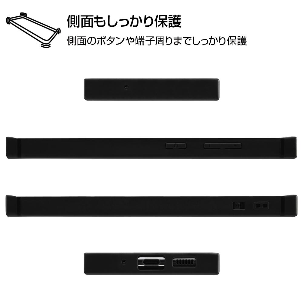 Galaxy S20 5G /『ディズニーキャラクター』/耐衝撃ハイブリッドケース KAKU/『ミニーマウス/OTONA BLACK』【受注生産】