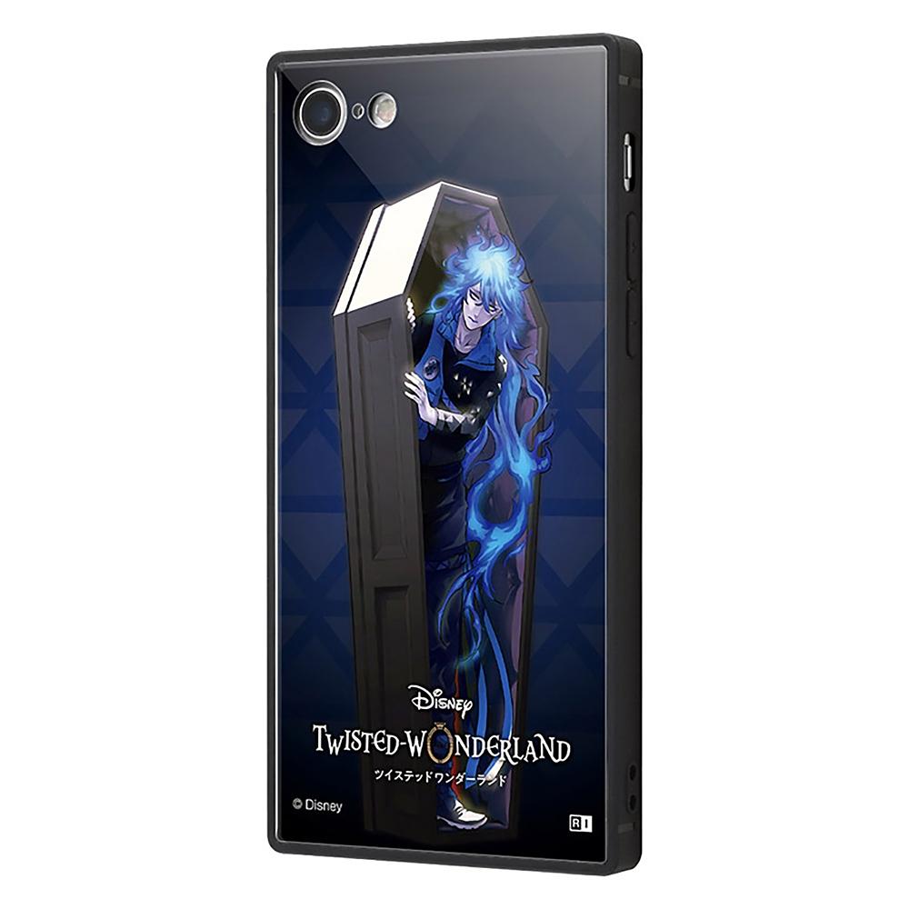 【KAKU】イデア・シュラウド iPhone 7/8用スマホケース・カバー 『ディズニー ツイステッドワンダーランド』 耐衝撃トリプルハイブリッド