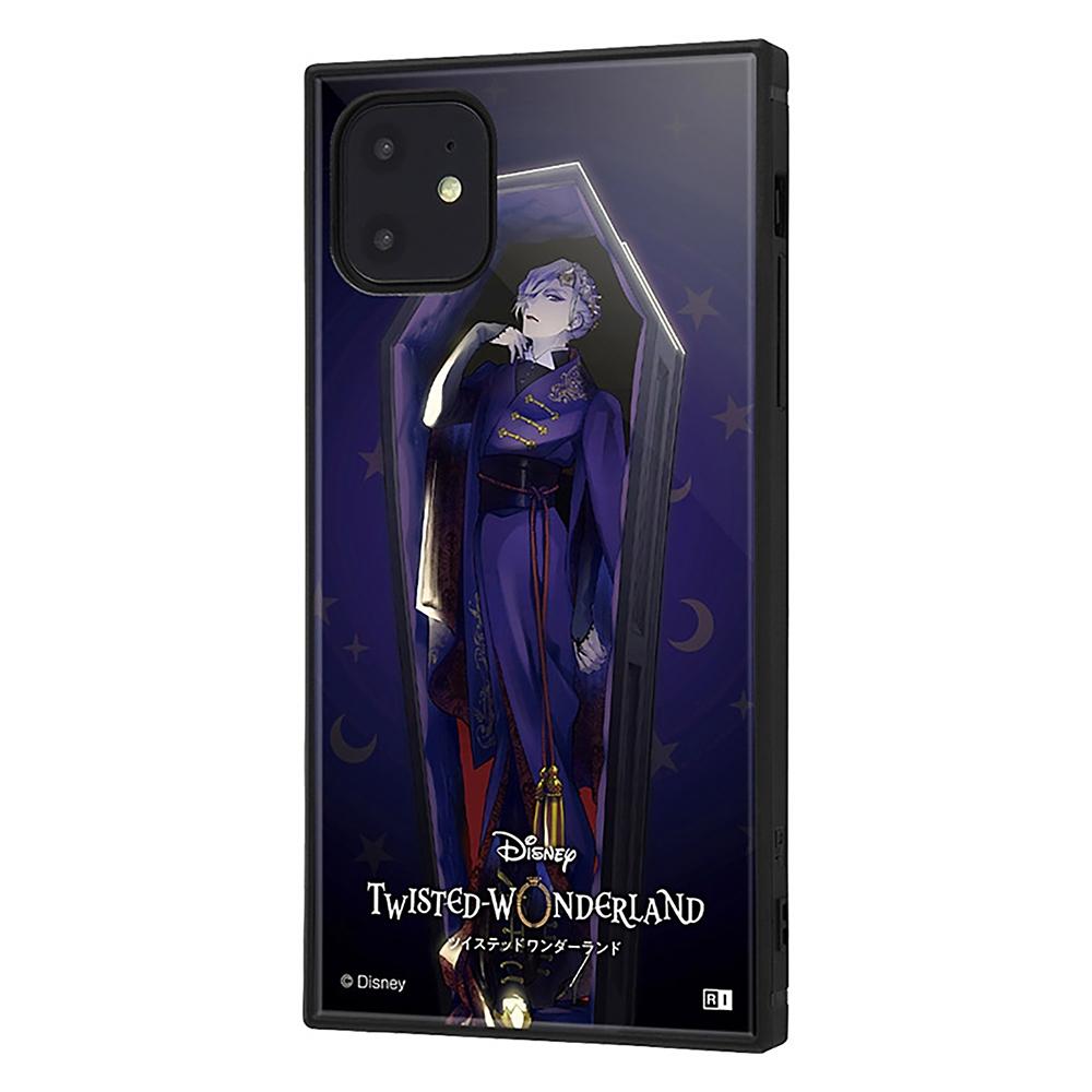 【KAKU】ヴィル・シェーンハイト iPhone 11用スマホケース・カバー 『ディズニー ツイステッドワンダーランド』 耐衝撃トリプルハイブリッド