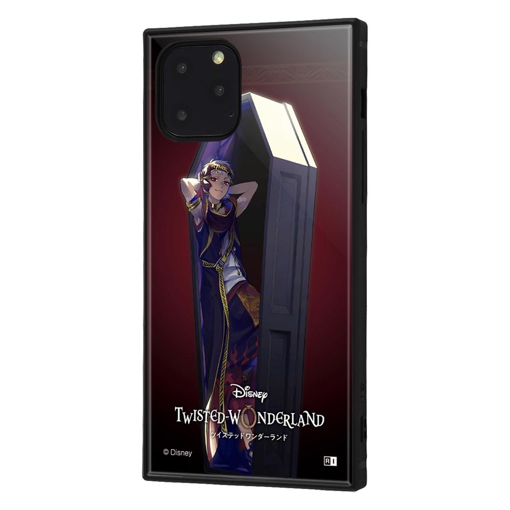 iPhone 11 Pro /『ツイステッドワンダーランド』/耐衝撃ハイブリッドケース KAKU/『ツイステッドワンダーランド/カリム・アルアジーム』【受注生産】