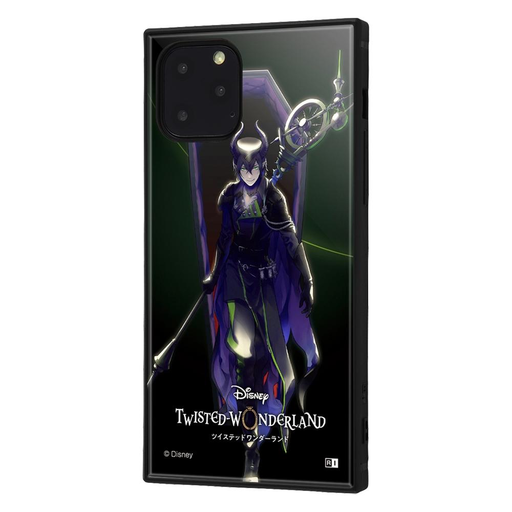 iPhone 11 Pro /『ツイステッドワンダーランド』/耐衝撃ハイブリッドケース KAKU/『ツイステッドワンダーランド/マレウス・ドラコニア』【受注生産】