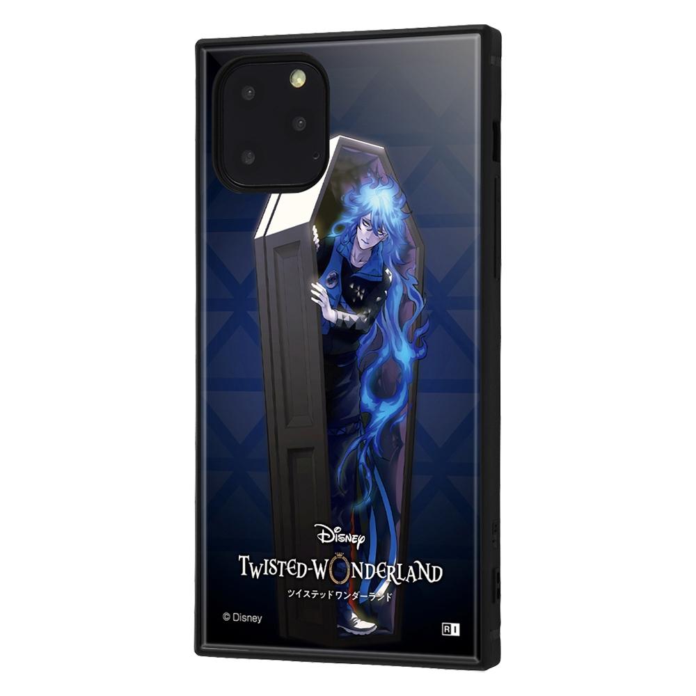 iPhone 11 Pro /『ツイステッドワンダーランド』/耐衝撃ハイブリッドケース KAKU/『ツイステッドワンダーランド/イデア・シュラウド』【受注生産】