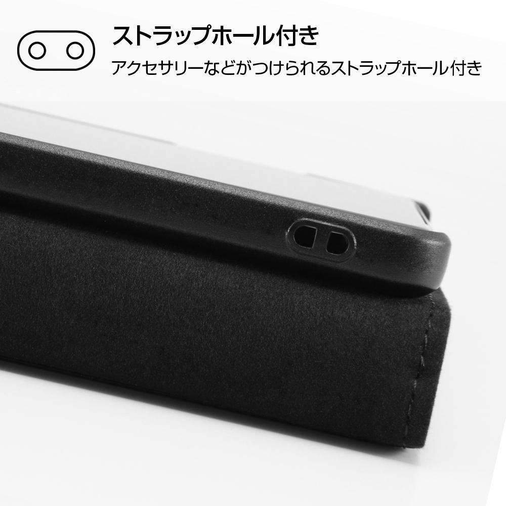 Xperia 1 II 『ディズニーキャラクター』/手帳型アートケース マグネット/ドナルド_001