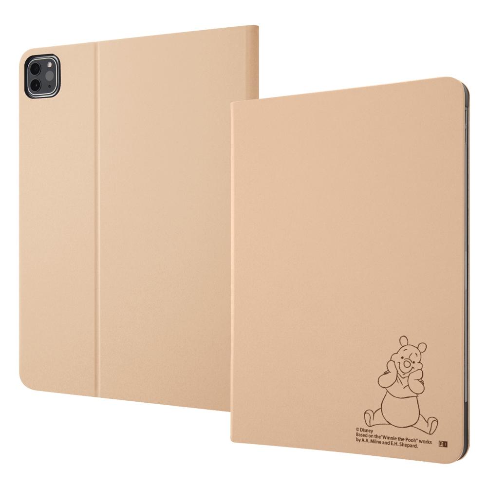 iPad Pro 2020年モデル11inch 第2世代 /『ディズニーキャラクター』/レザーケース/『くまのプーさん』_6【受注生産】