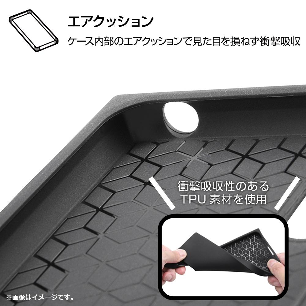 Xperia 10 II 『ディズニーキャラクター』/耐衝撃オープンレザーケース KAKU/プー