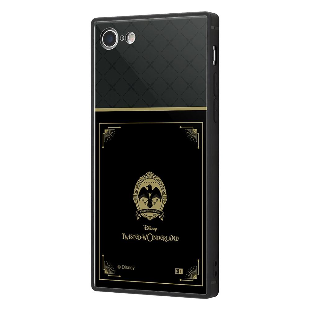 【KAKU】ナイトレイブンカレッジ iPhone 7/8/SE(第2世代)用スマホケース・カバー 『ディズニー ツイステッドワンダーランド』 耐衝撃トリプルハイブリッド