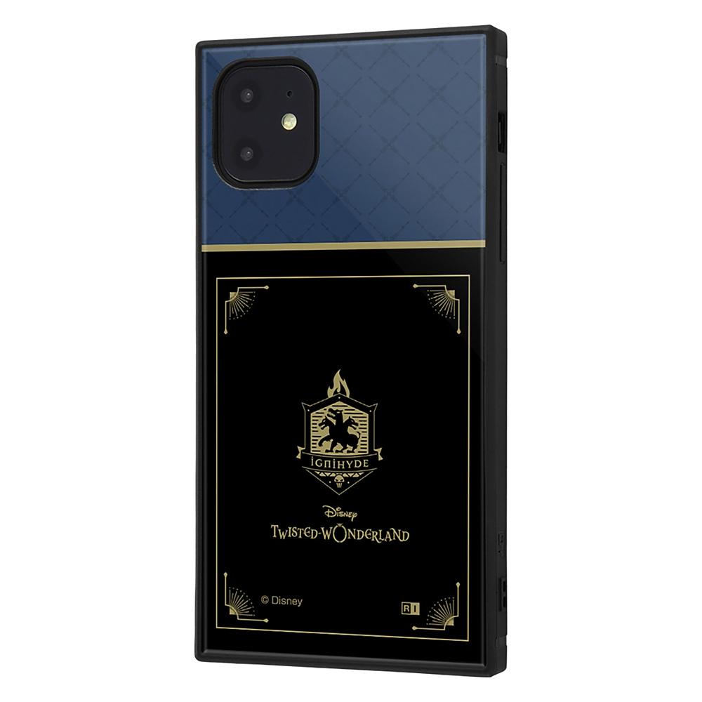 【KAKU】イグニハイド寮 iPhone 11用スマホケース・カバー 『ディズニー ツイステッドワンダーランド』 耐衝撃ハイブリッド