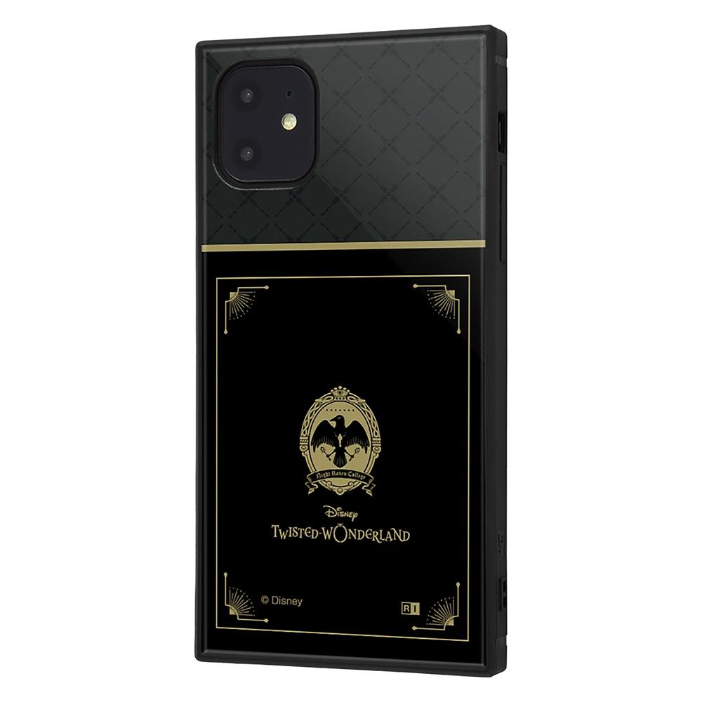 【KAKU】ナイトレイブンカレッジ iPhone 11用スマホケース・カバー 『ディズニー ツイステッドワンダーランド』 耐衝撃ハイブリッド