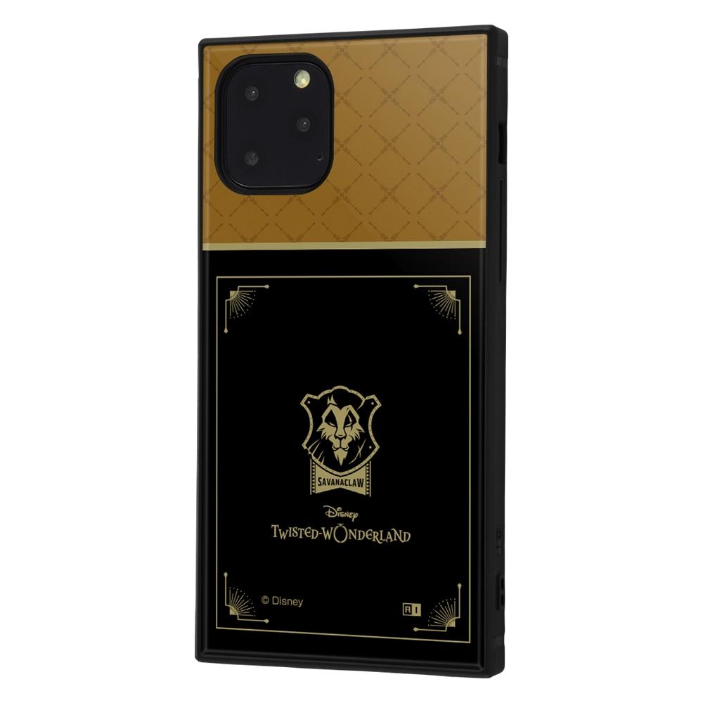 iPhone 11 Pro /『ツイステッドワンダーランド』/耐衝撃ハイブリッドケース KAKU/『ツイステッドワンダーランド/サバナクロー寮』【受注生産】