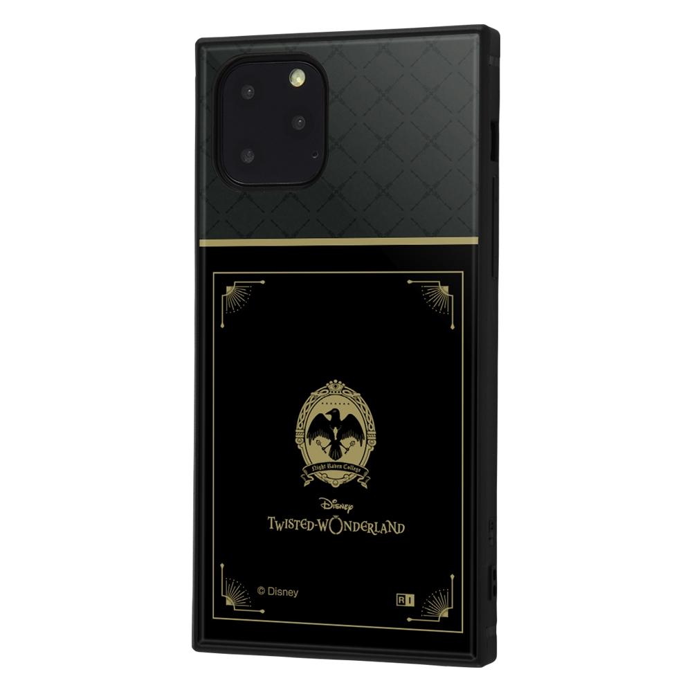 iPhone 11 Pro /『ツイステッドワンダーランド』/耐衝撃ハイブリッドケース KAKU/『ツイステッドワンダーランド/ナイトレイブンカレッジ』【受注生産】