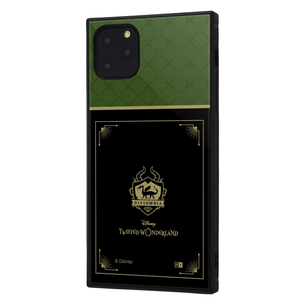 iPhone 11 Pro Max /『ツイステッドワンダーランド』/耐衝撃ハイブリッドケース KAKU/『ツイステッドワンダーランド/ディアソムニア寮』【受注生産】