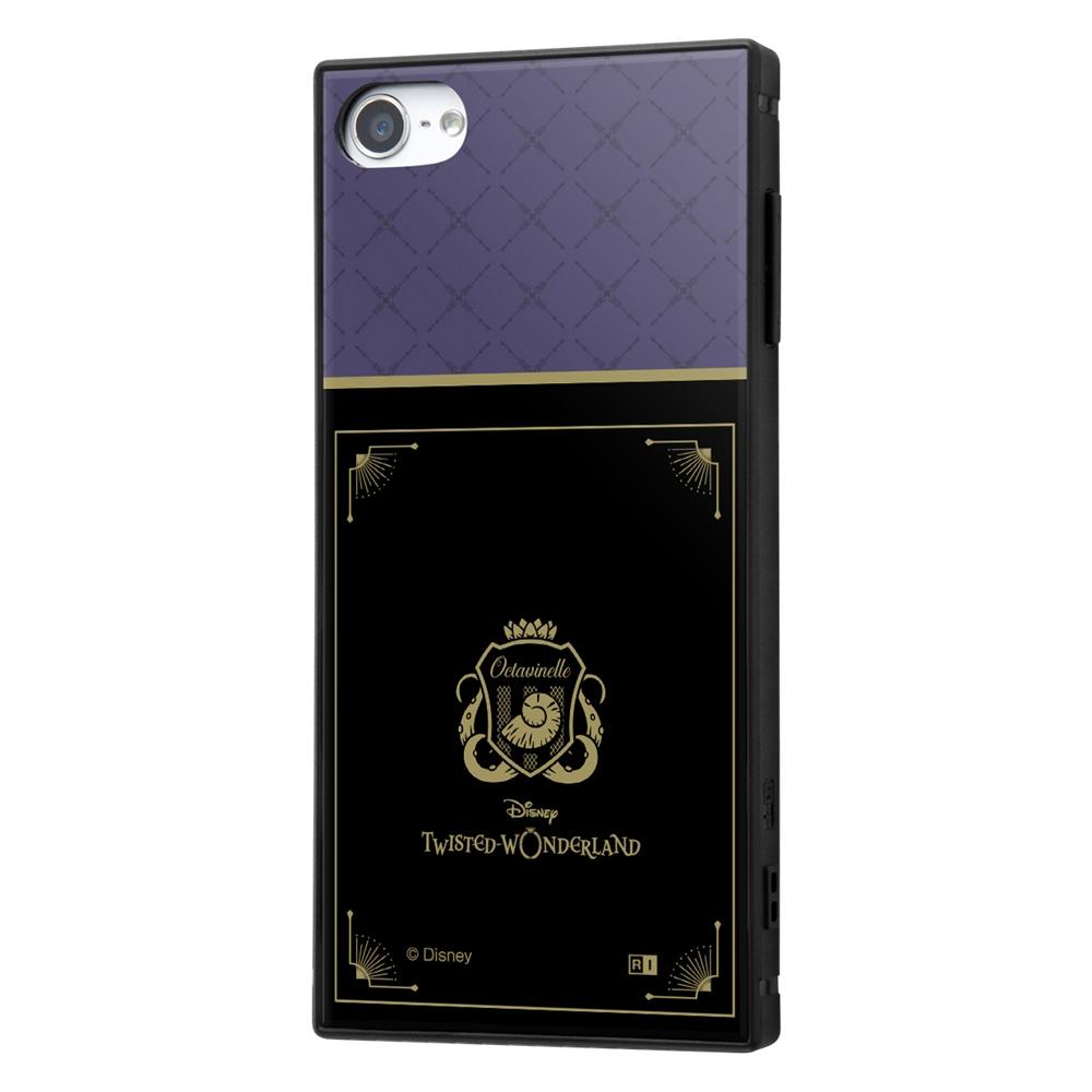 iPod touch 第7世代(2019) / 第6世代(2015) / 第5世代(2014/2012) /『ツイステッドワンダーランド』/耐衝撃ハイブリッドケース KAKU/『ツイステッドワンダーランド/オクタヴィネル寮』【受注生産】