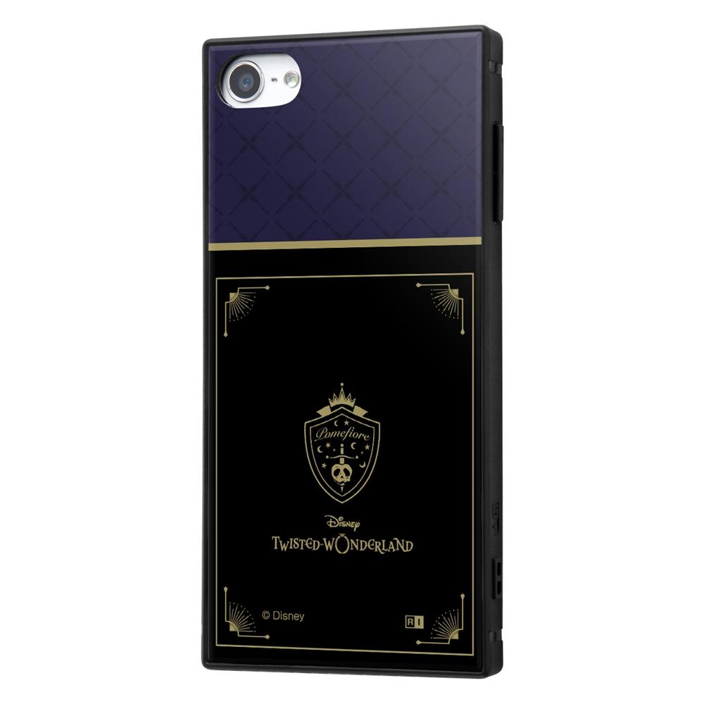 iPod touch 第7世代(2019) / 第6世代(2015) / 第5世代(2014/2012) /『ツイステッドワンダーランド』/耐衝撃ハイブリッドケース KAKU/『ツイステッドワンダーランド/ポムフィオーレ寮』【受注生産】