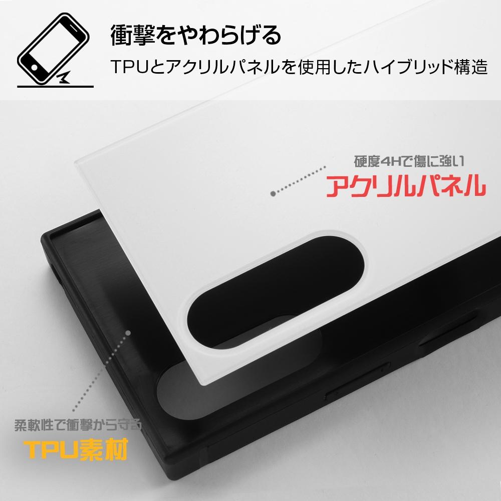 Xperia 10 II /『ディズニーキャラクター』/耐衝撃ハイブリッドケース KAKU/『ミニーマウス/I AM』【受注生産】
