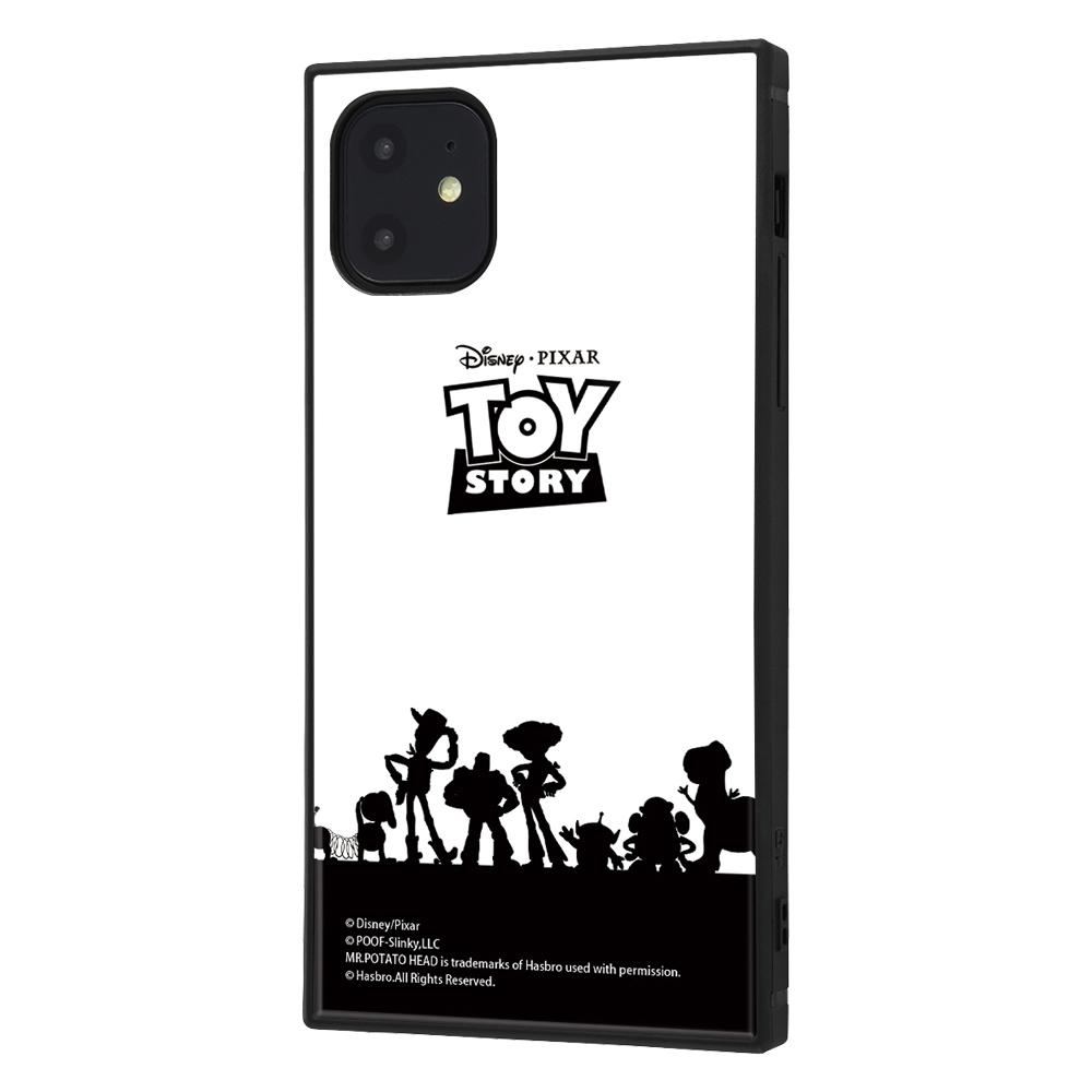iPhone 11 /『トイ・ストーリー』/耐衝撃ハイブリッドケース KAKU /『トイ・ストーリー/シルエット』【受注生産】